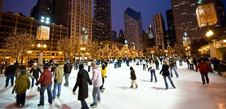 Christmas In Chicago Images.Christmas Day In Chicago Chicago Urbanite