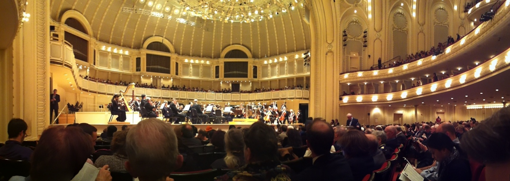 of The Orchestra Hall
