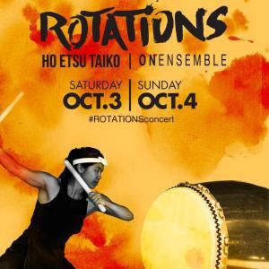 Ho Etsu Taiko Rotations